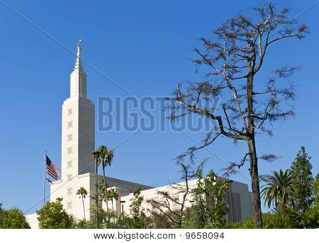 Mormon Temple, Los Angeles
