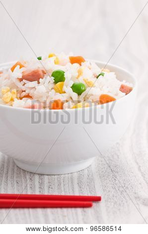 One Bowl Of Fried Rice
