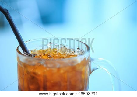 Cold Ice Tea