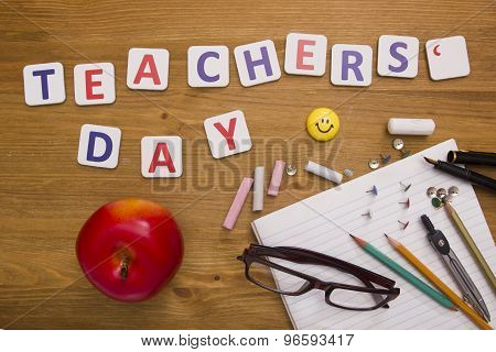 Greeting Card Teachers' Day