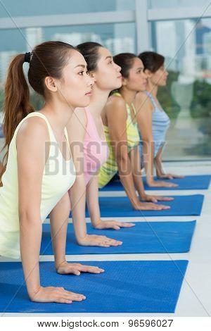 Stretching Back