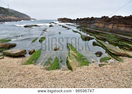 Yehliu Geopark Beach