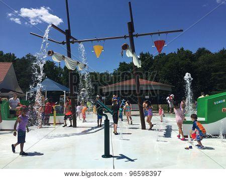 Public Spray Park