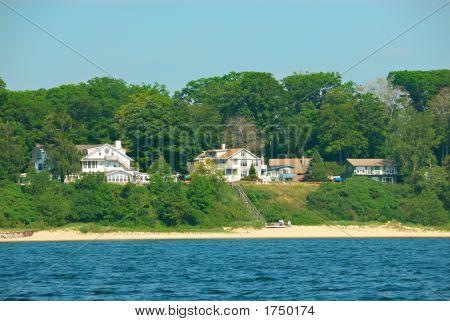 Lake Michigan Beach Summer Homes
