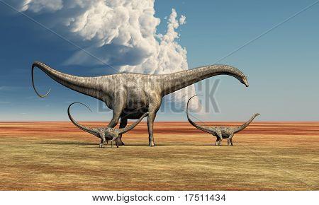 Mother Dinosaur