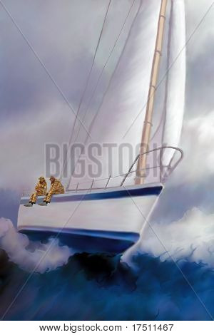 High Roller Sailing