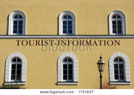 Tourist Information Bavarian Style