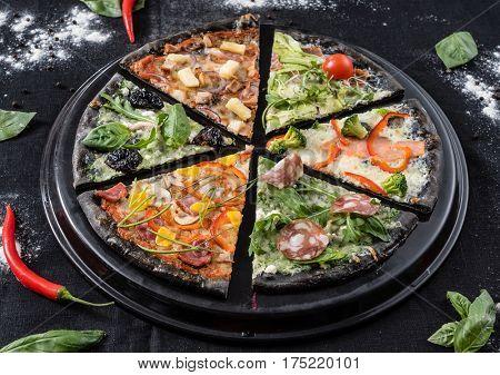 creative pizza