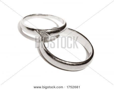 Rings (Platinum Toned)