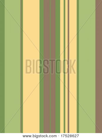 A vector background abstract containing green and brown hues.  Green Growth.