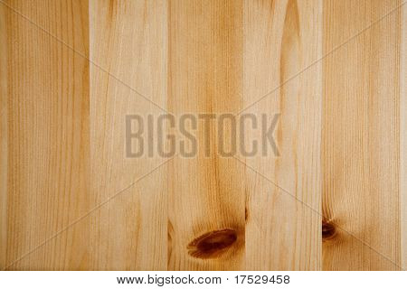 A light colored pine wood panneling background texture