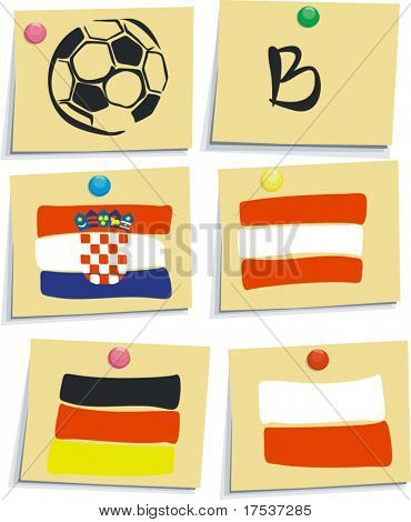 group B uefa euro 2008