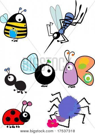 Insekten-Satz