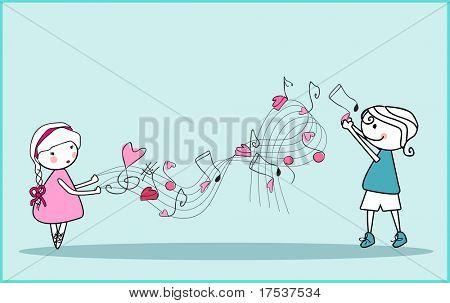 música de amor