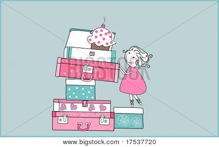 sweet suitcase
