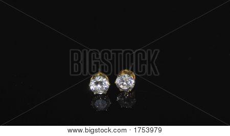Diamond Ear Rings