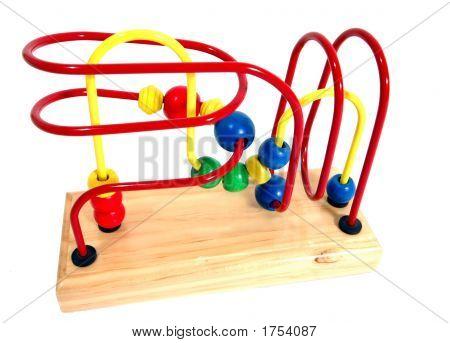 Bead Roller Coaster