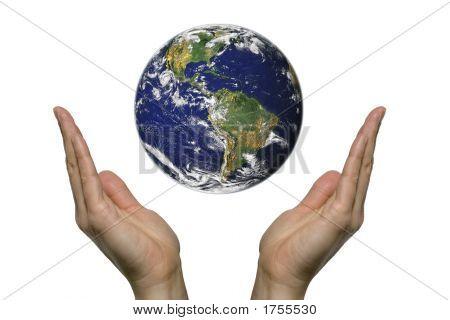Praying For Earth