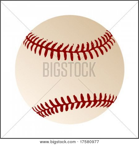 BASEBALL (vector)