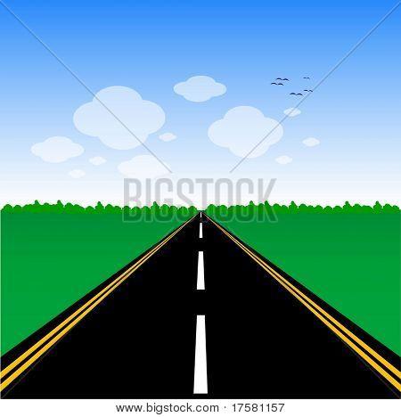 ROAD (vector)