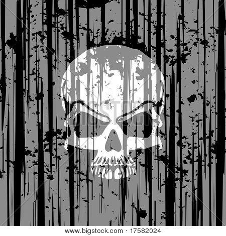 Skull (vector)
