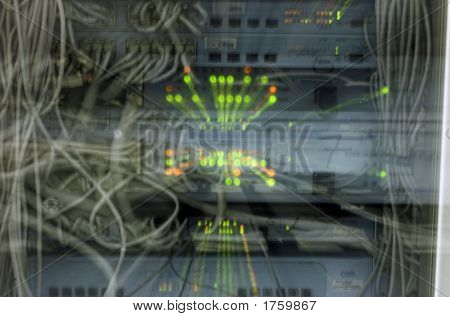 Network Burn And Explosion