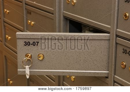 Bank Safe Room