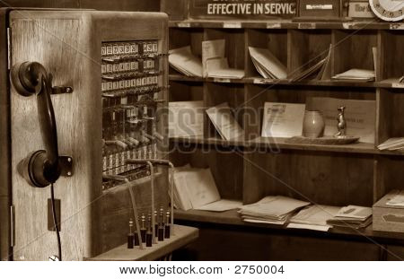 Old Communications