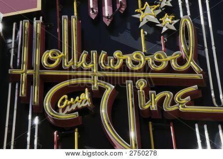 Hollywood & Vine Sign