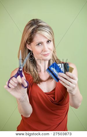Cutting Credit Cards