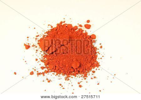 Ferric Red Pigment