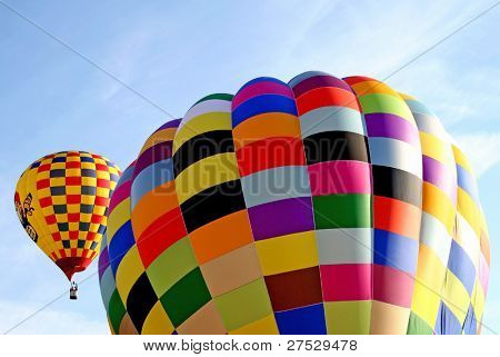 Michigan hot air balloon festival