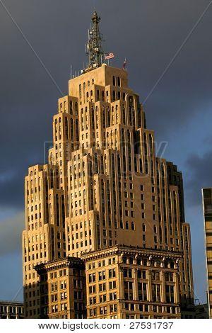 Historic tall building