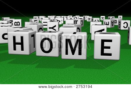 Dice Home