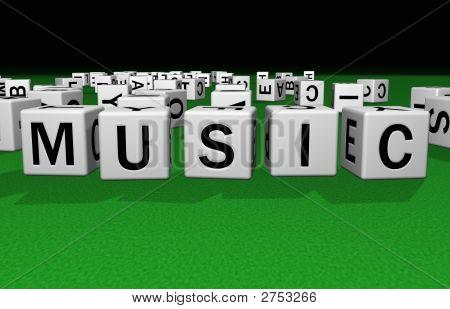 Würfel Musik