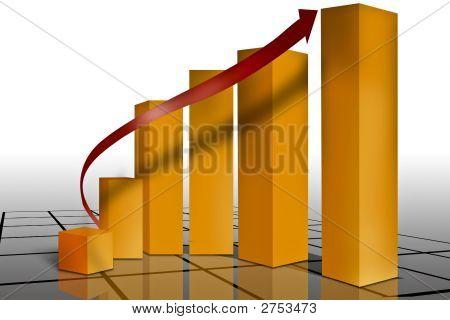 Marketing Sales Graph