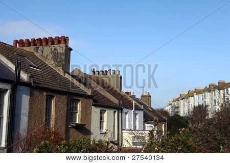 Terrace Houses Homes England Hastings