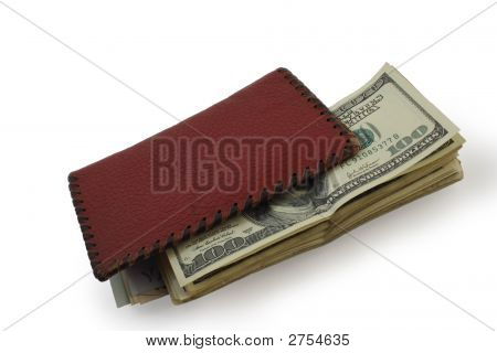 Purse And Dollars