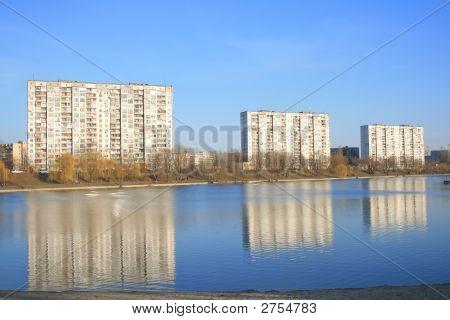 Late Soviet Architectural Clones