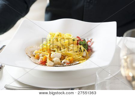 Fine Fish Dish