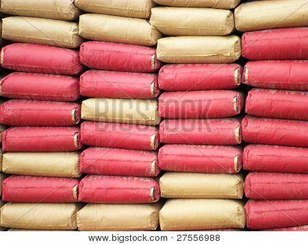 Sack Cement
