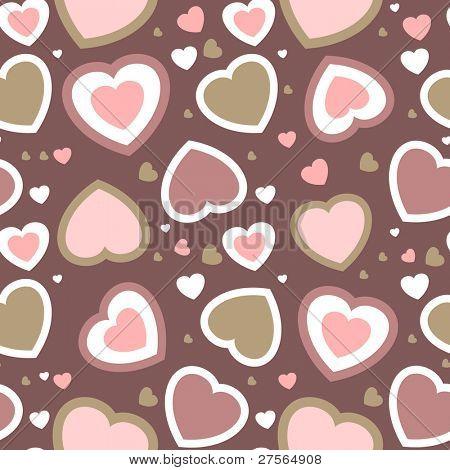 Fondos de pantalla de colores pasteles con corazones - Imagui