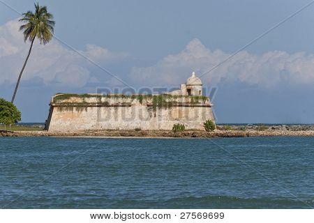 Fort San Juan De La Cruz, Puerto Rico