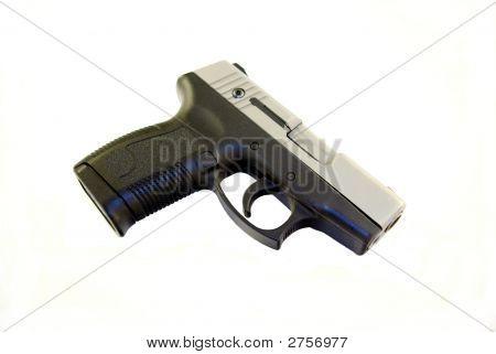 .45 Cal Semi Auto Pistol
