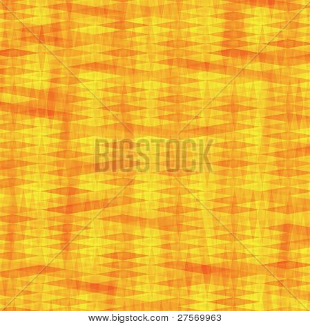 Abstract Pattern In Warm Tones