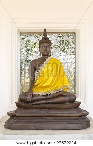 The Ancient Buddha Images