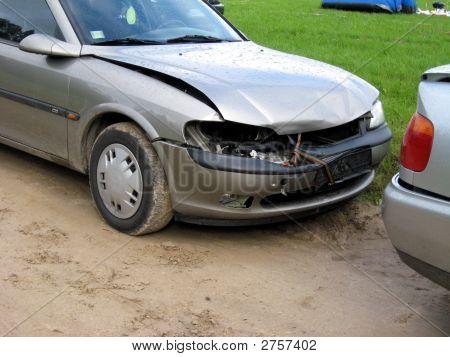 Damaged Cars