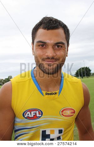 KARMICHAEL HUNT- Gold Coast Suns