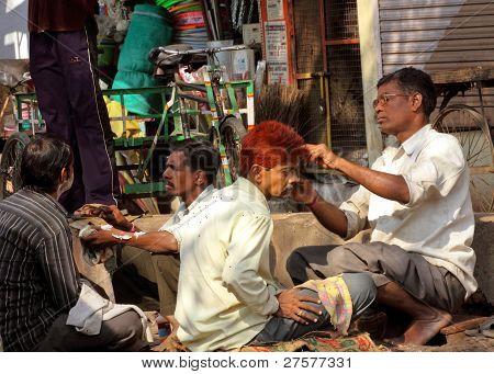 Indian Barbers