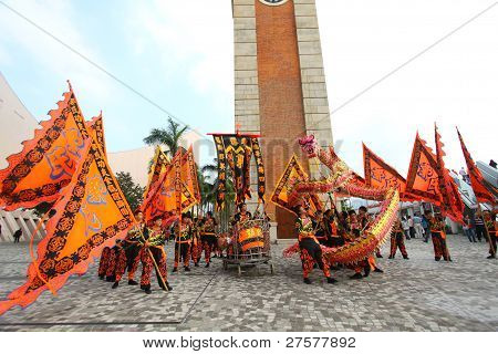 Asian Ethnic Cultural Performances 2011